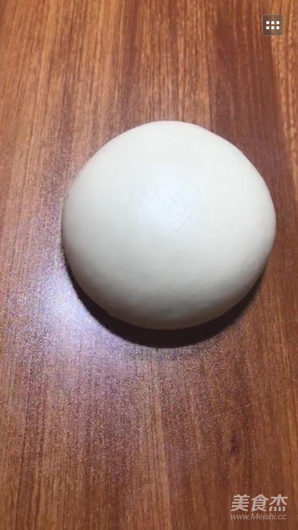 奶酥包的简单做法
