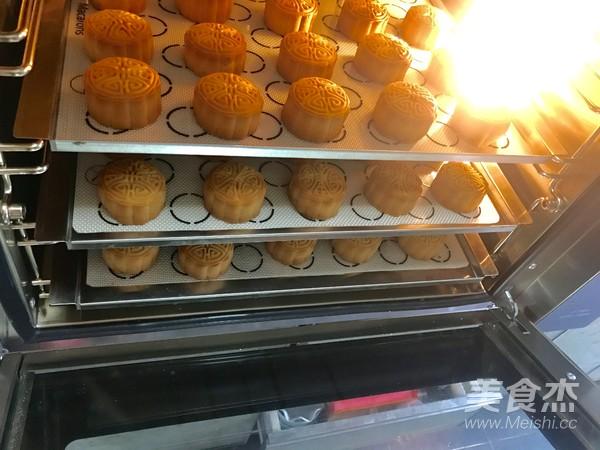 风炉批量广式月饼怎样做