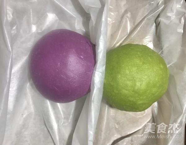 紫薯抹茶土司怎么做