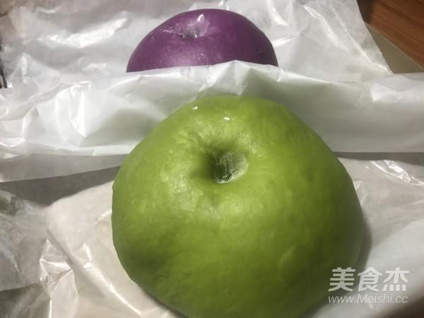 紫薯抹茶土司怎么炒