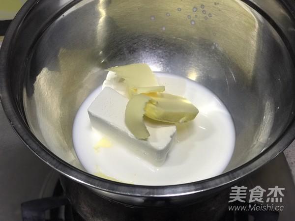 轻乳酪蛋糕的做法图解
