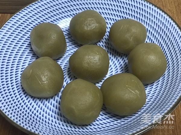 绿豆酥的做法图解