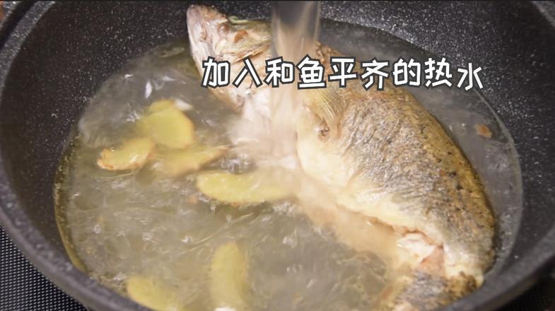 垮炖鲈鱼怎么吃