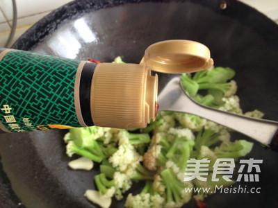 清炒菜花怎么吃
