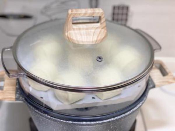 牛奶刀切小馒头怎么煮