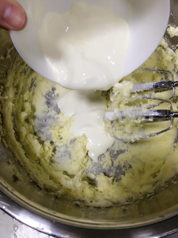 淡奶油曲奇的简单做法