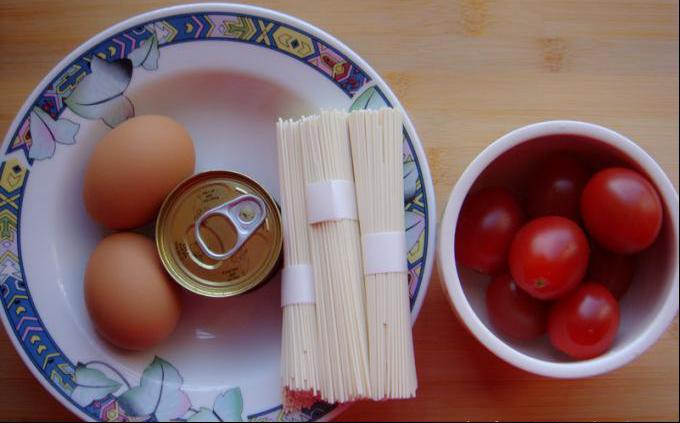 西红柿鸡蛋面的做法大全