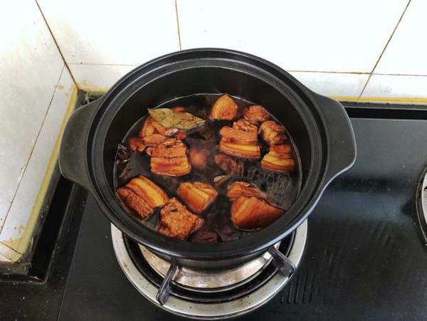 腊汁肉夹馍的简单做法