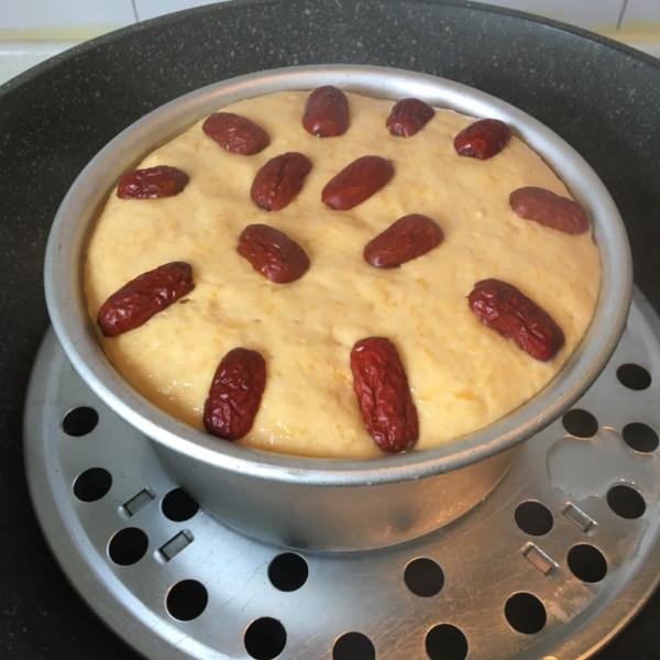南瓜发糕怎样煮
