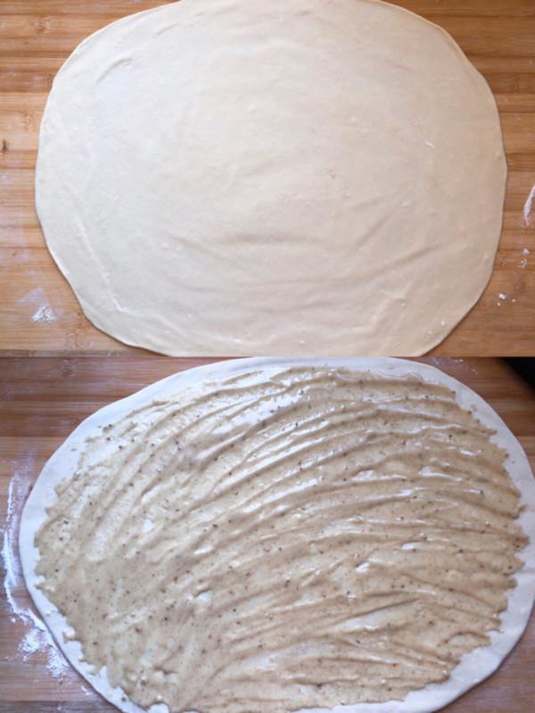千层油酥饼的家常做法