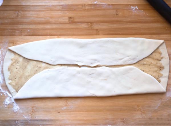 千层油酥饼的简单做法