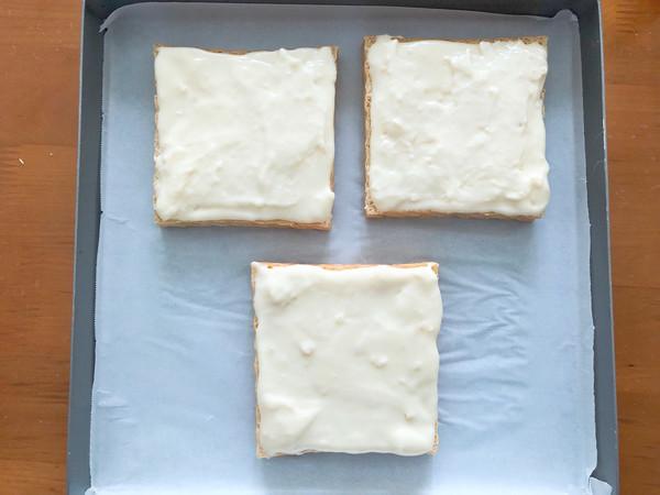 熔岩奶酪吐司怎么做