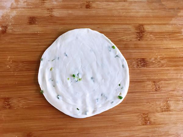 葱油饼怎么做