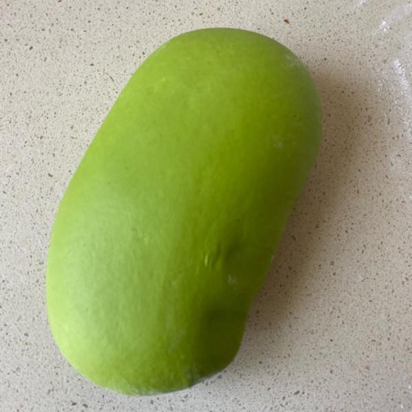 菠菜馒头的家常做法