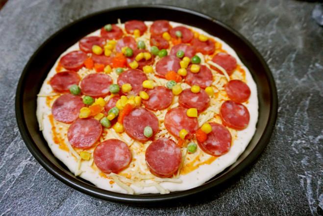 意式披萨怎样做