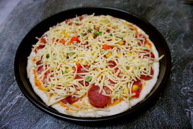 意式披萨怎样炒