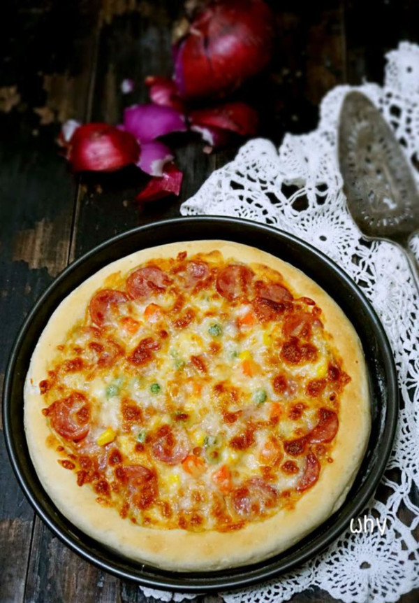 意式披萨怎样煮