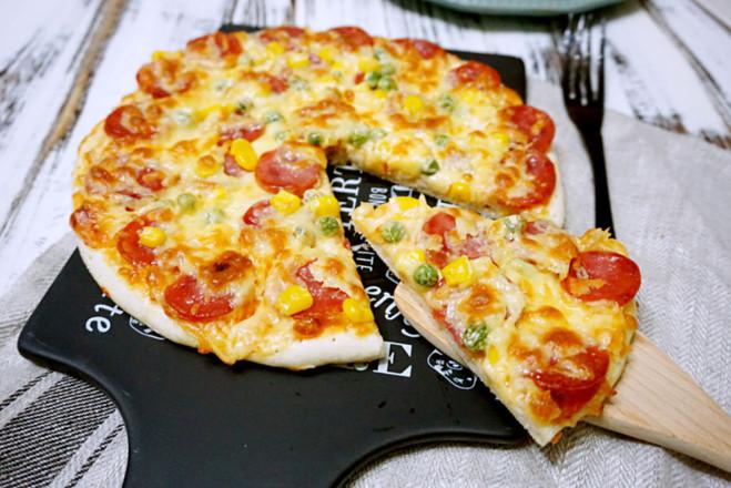 意式披萨怎样炖