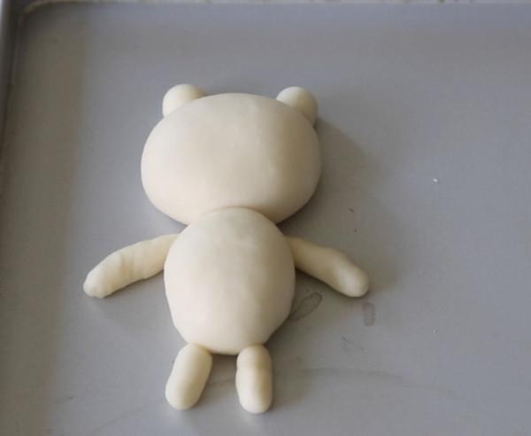 小熊面包怎样煸