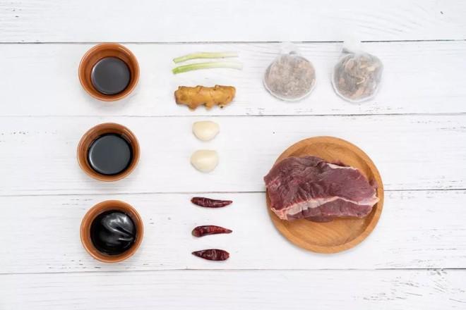 凉拌卤牛肉的做法大全