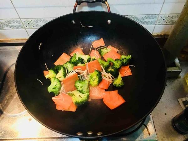 四季时蔬西兰花怎么煮