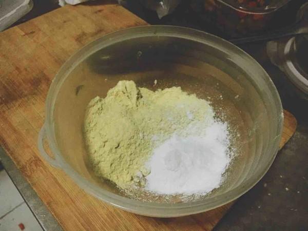 香甜玉米饼的做法图解