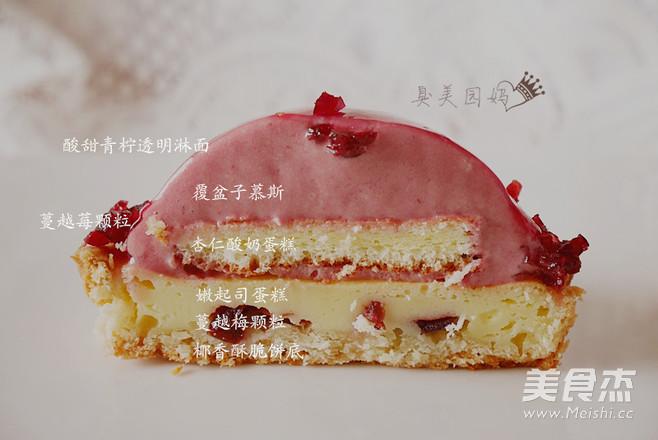 美莓起司塔的做法大全