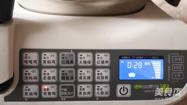 小米香菇蒸排骨怎么炒
