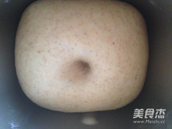 桑葚酱全麦包的做法图解