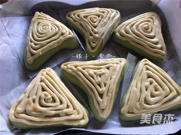 卡仕达三角面包怎么煸