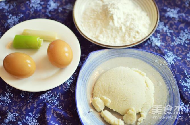 香酥豆浆渣鸡蛋饼的做法大全
