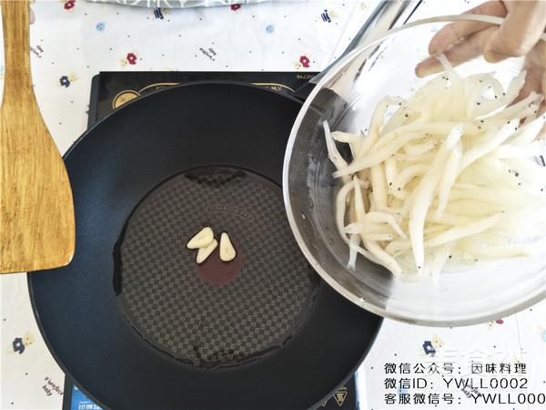白鱼炒鸡蛋的简单做法