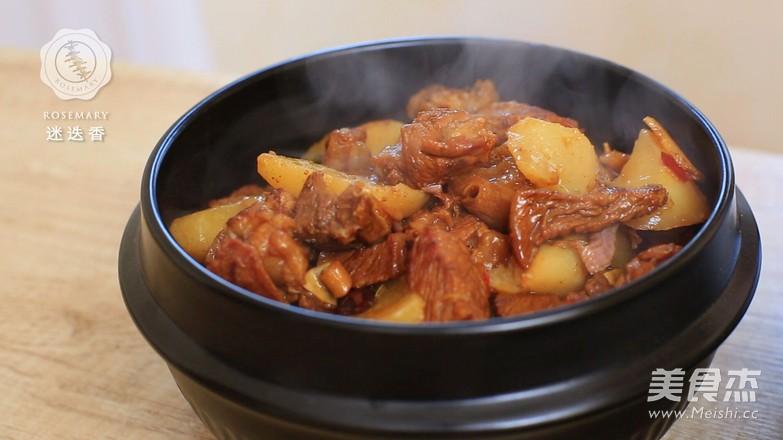 萝卜牛腩煲怎样做