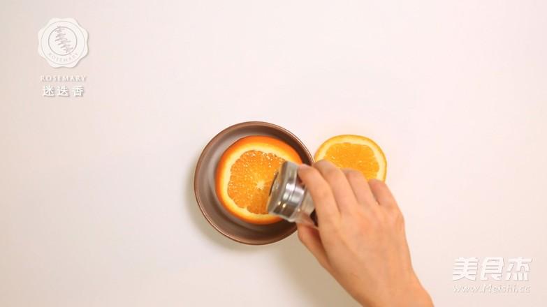 蒸盐橙—迷迭香的家常做法