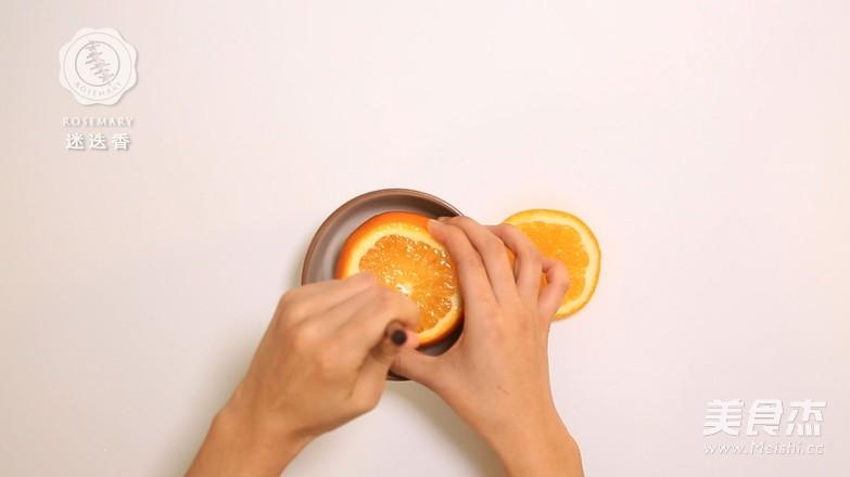 蒸盐橙—迷迭香的简单做法