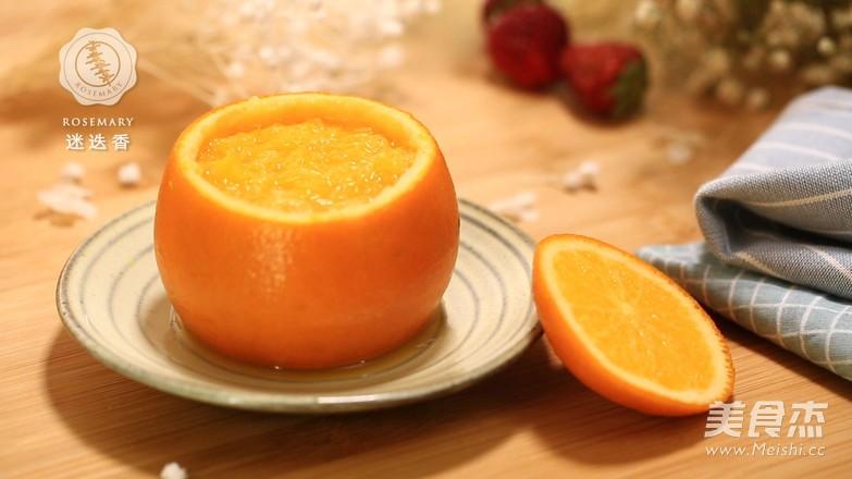 蒸盐橙—迷迭香怎么煮