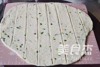 美味香葱苏打饼干的简单做法