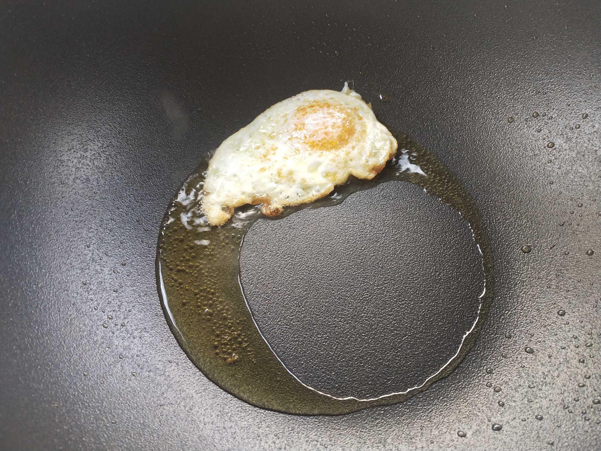 香煎荷包蛋的简单做法