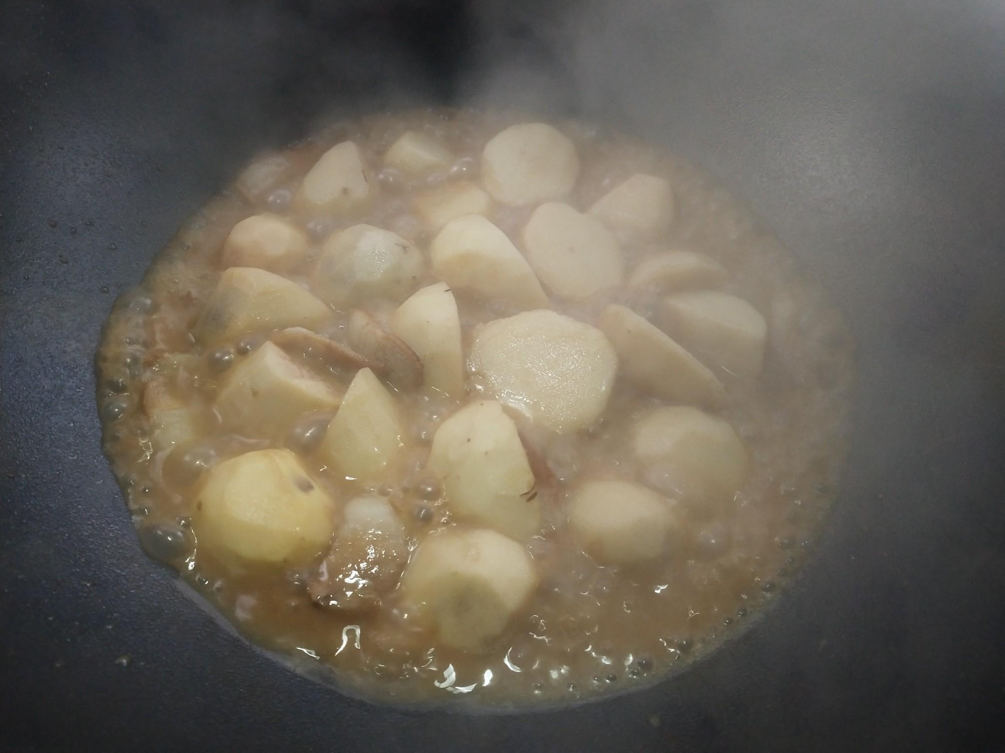 红烧芋头怎么炖