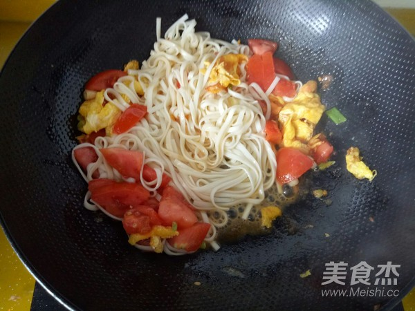 西红柿鸡蛋面怎样煮
