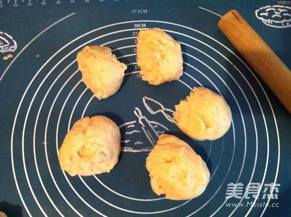 果酱花式面包的家常做法