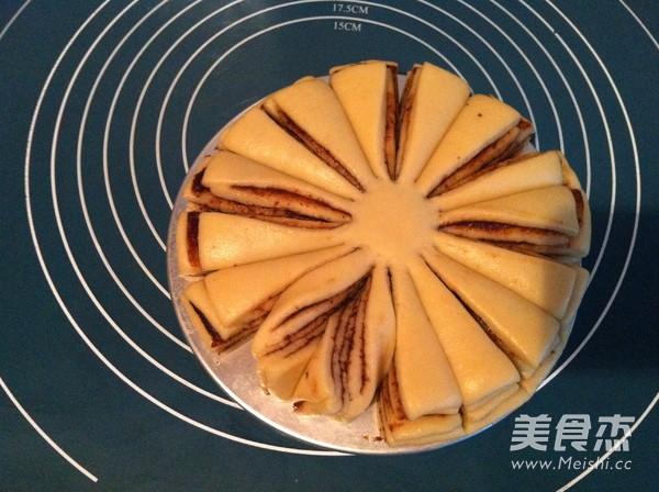 果酱花式面包怎样做