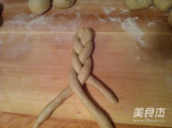 豆渣辫子面包怎么炒