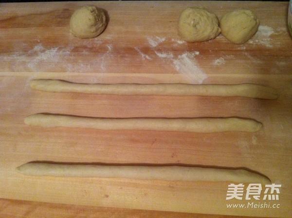 豆渣辫子面包怎么吃