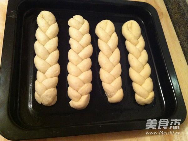 豆渣辫子面包怎么炖
