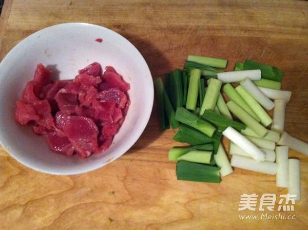 竹笋炒肉片的家常做法
