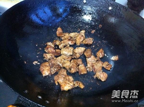 竹笋炒肉片的简单做法