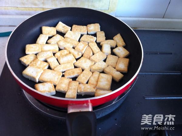 家常炒豆腐的做法图解