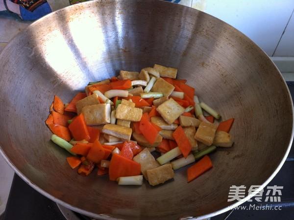 家常炒豆腐怎么做