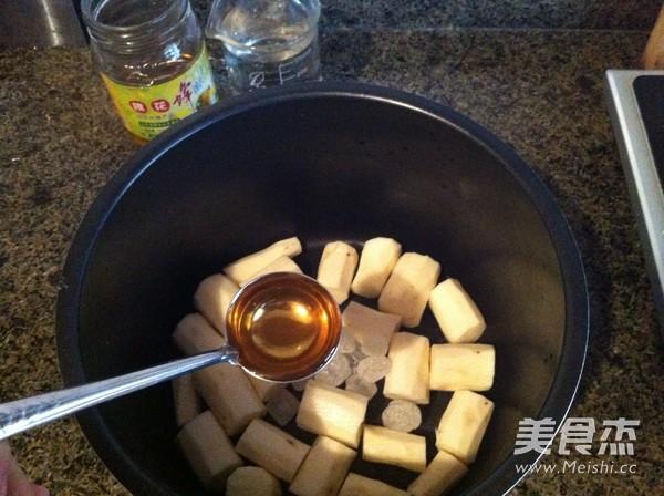 蜜汁山药的简单做法